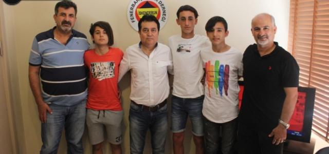 Yıldız Futbolcu Adayları Fenerbahçe Yolunda
