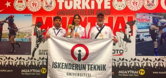 Yılın En Çok Gelişim Gösteren Üniversitesi İSTE!