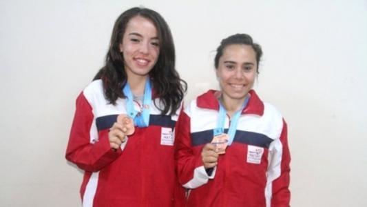 Yürüyüş Şampiyonası'ndan 3 Madalya ile Döndü