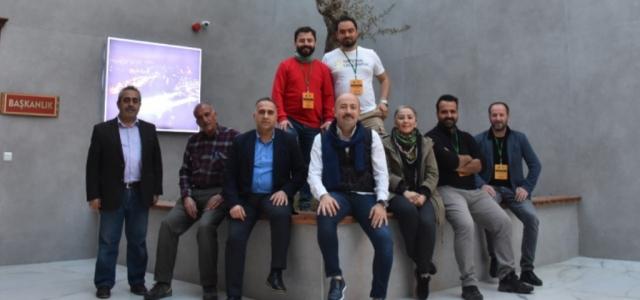 Zeytin Diyarı Altınözü Fotoğraf Tutkunlarını Ağırladı
