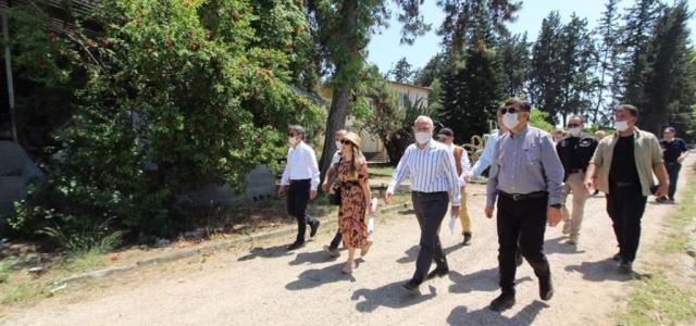 Ziraat Bahçesi, Cazibe Merkezine Dönüşüyor!